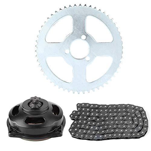 Motorradkette, Antriebssystem T8F Kette & 6T Getriebe & Kettenrad Kit für Mini Motorrad 47ccm 49ccm