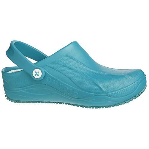 Oxypas Smooth, Unisex Adults' Safety Shoes, White (Egn), 5.5 UK (39 EU)