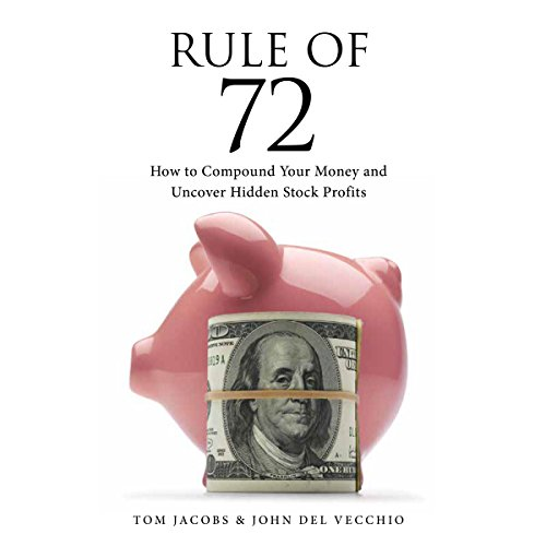 Rule of 72 audiobook cover art