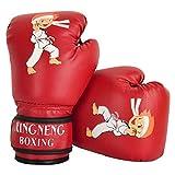 XYXZ Guantes De Boxeo MMA Guantes De Boxeo Ejercicio Fitness Manopla De Saco De...