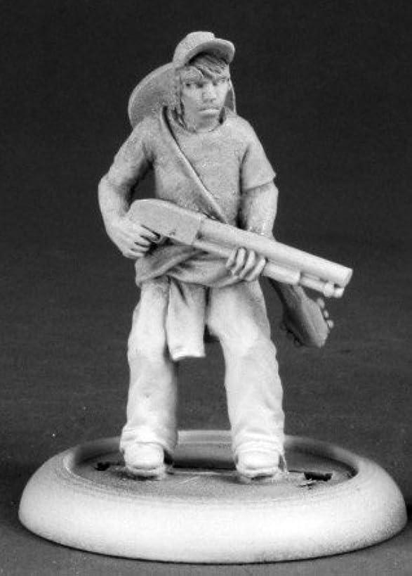 Gallup Zombie Survivor Chronoscope Series Miniatures by Reaper