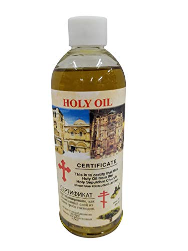 Large Holy OilMade in Bethlehem Certificated Anointing Oil