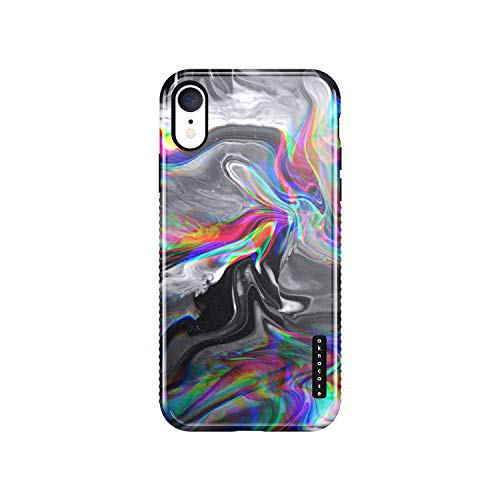 iPhone XR Case Marble, Akna Sili-Tastic Series High Impact Silicon Cover with Full HD+ Graphics for iPhone XR (101671-U.S)