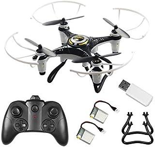 JX815-2 Mini Drone RC 2.4GHz 4 Canais Drone Controle Remoto 360 Aeronave Rolling Headless com Tripé Presente para Crianças