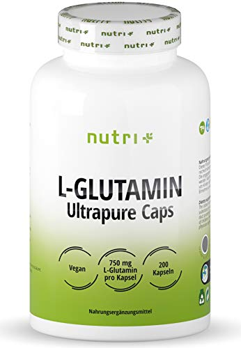 Nutrition-Plus Germany -  L-GLUTAMIN Kapseln
