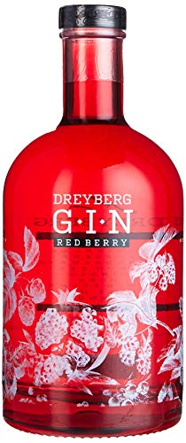 Dreyberg Red Berry Gin - 40 % (1 x 0.7 l)