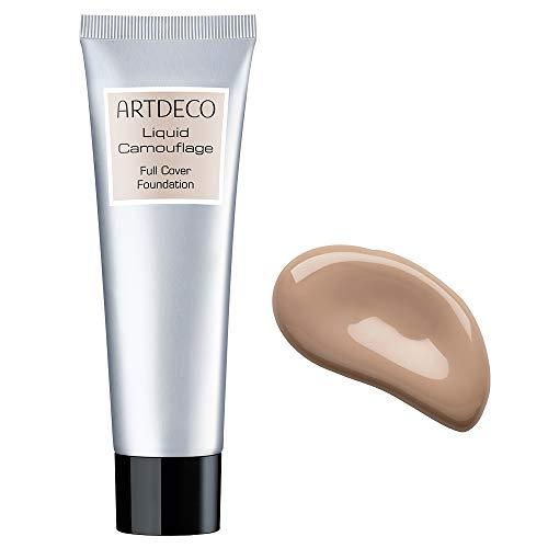 ARTDECO Liquid Camouflage - Flüssiges Camouflage Make-up - 1 x 25 ml, Nr. 22 - beige dust