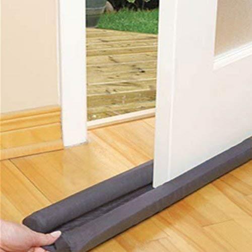 Burlete bajo puerta aislante de doble (Burlete para puerta ...