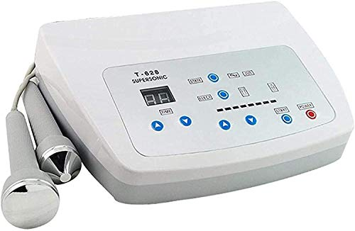 XHDMJ Instrument De Beauté Machine À Ultrasons Corps Facial Massage De La Peau Machine À Douleur Thérapie par Ultrasons Ultrasons Esthétique