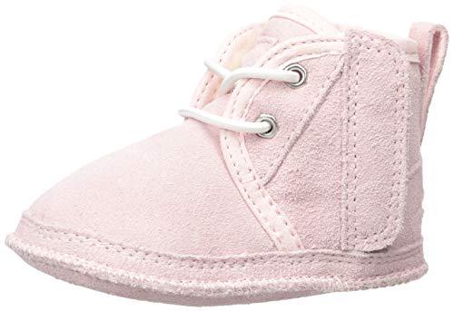 UGG Baby's Female Baby Neumel Classic Boot, Seashell Pink, 2 (UK)