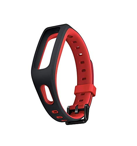 iloft Silicone Sport Edition Strap for Huawei Honor Band 4 Running Version Smart Wristband (Red)