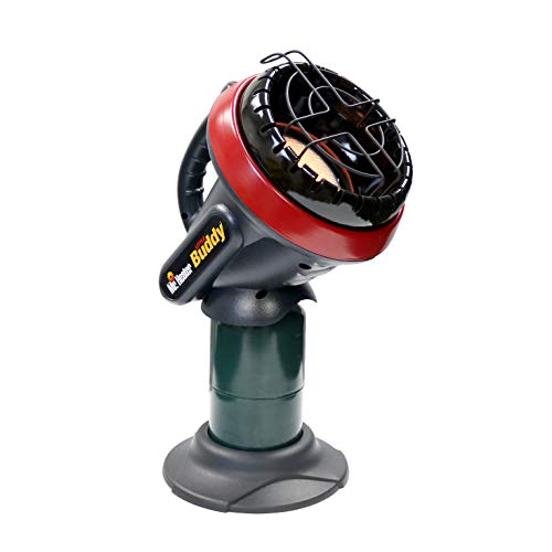 Mr. Heater F215100 MH4B Little Buddy 3800-BTU Indoor...