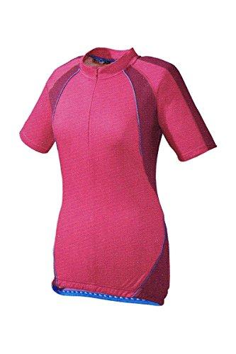 Crivit Damen Fahrrad T-Shirt 88682 S [36/38] Rosa