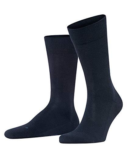 FALKE Herren Socken Sensitive London - 94% Baumwolle, 1 Paar, versch. Farben, Größe 39-50 - hautfreundliche Baumwolle, druckfreier Komfortbund