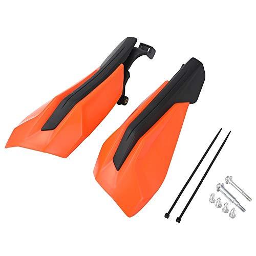 Handschutz Motorrad Handschutz Lenkerhandschutz for KTM XCW EXCF XCF XC 250 300 350 125 450 500 17 2018 2019 2020 (Color : Orange)