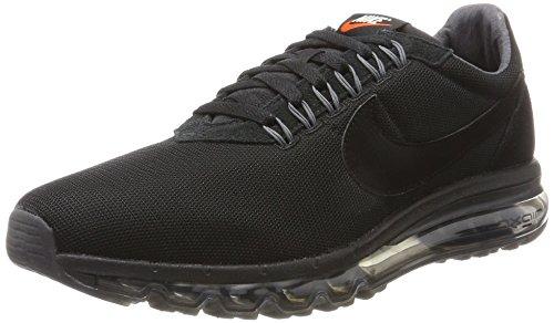 Nike Air MAX LD-Zero, Zapatillas de Gimnasia Hombre, Negro (Black/Black/Dark Grey), 44.5 EU