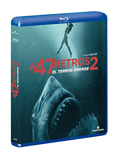 A 47 metros 2 (BD) [Blu-ray]