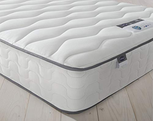 Silentnight 800 Eco Comfort Mattress | Medium | Double