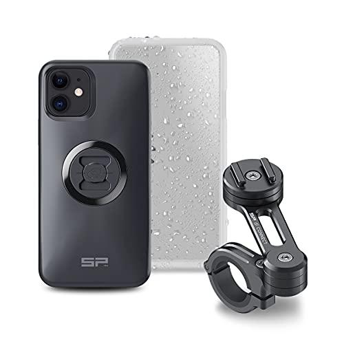 SP Connect 53933 Moto Bundle, Schwarz, iPhone 12/12 PRO, Set of 5