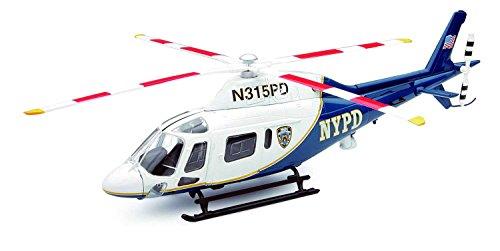 New Ray - 25923 - Véhicule Miniature - Agusta A119 Koala Nypd
