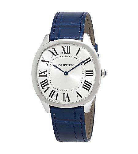 Cartier Drive de Cartier Extra-Flat Men's Hand Wound Watch WSNM0011