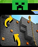 Making a Climbing Wall in Minecraft (99.) (English Edition)