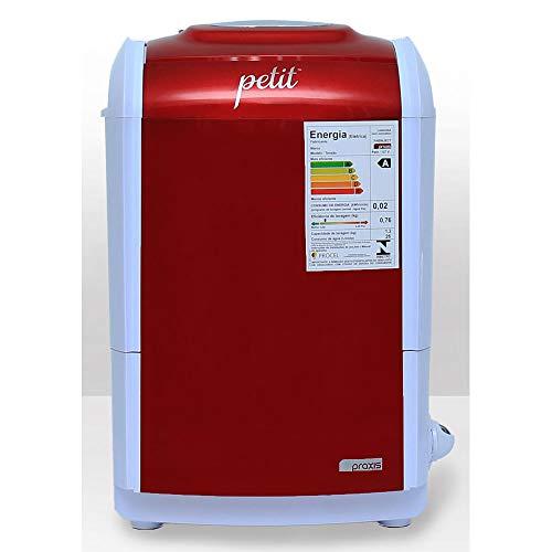 Lavadora Petit Vermelha 220v Praxis