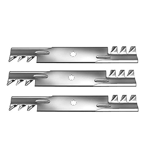 Rotary 11596 Pack of 3 Copperhead Mulching Blades