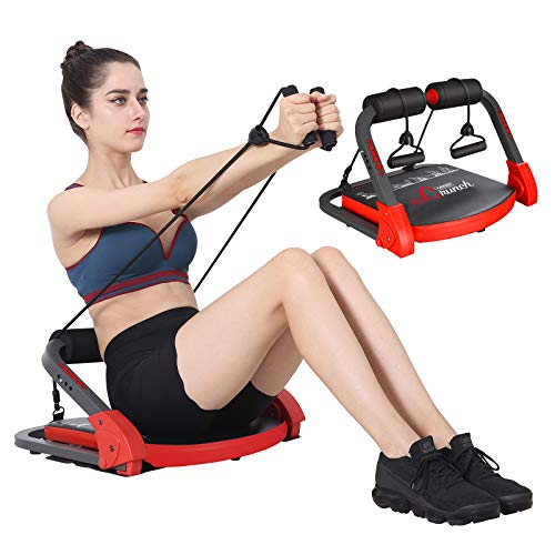 MBB Ab Crunch Machine,Exercise Equipment For Home Gym...