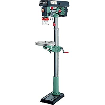 Grizzly Industrial G7946-34  Floor Radial Drill Press