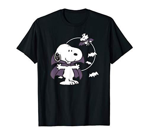 Peanuts Halloween Snoopy Vampir T-Shirt