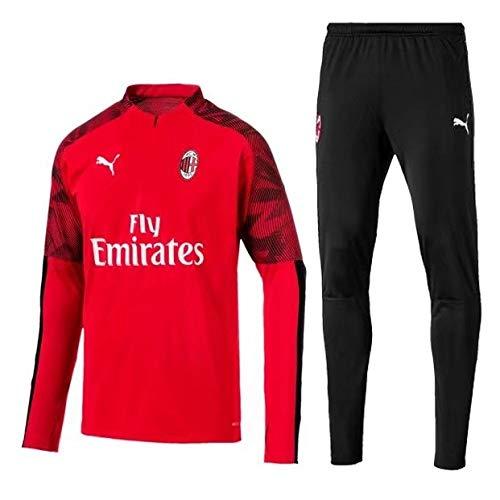 SQUZEA Italie Jersey à Manches Longues de Football Survêtements Club Vêtements for Adultes de vêtements de Sport for Hommes et Pantalons vêtements de Formation de l'équipe compétition