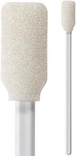 "(Bag of 50 Swabs) 5"" Rectangular Foam Swab for Printers, Cleaning, and Detailing: 71-4501"