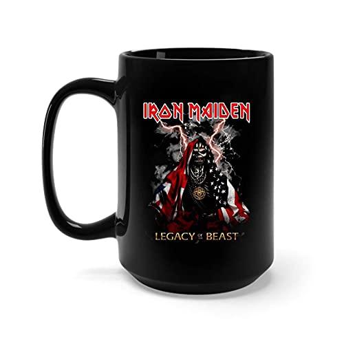 N\A Iron Maiden Vermächtnis des Tieres ok, Tasse Kaffee, Tasse 11oz