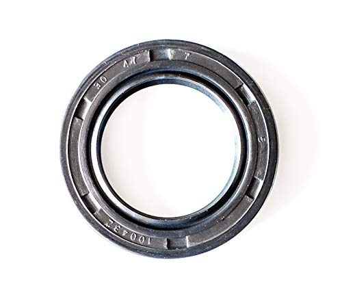 EAI Oil Seal 30mm X 47mm X 7mm TC Double Lip w/Spring. Metal Case w/Nitrile Rubber Coating