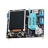 Generador De Señales Probador Jorzer Transistor Tester De Componentes Esr Transistor Gm328 Con Digital Pantalla Lcd