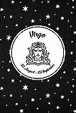 Virgo: Virgo Zodiac Notebook 23 August - 23 September I Horoscope Journal I Virgo Astrology Journal to write in