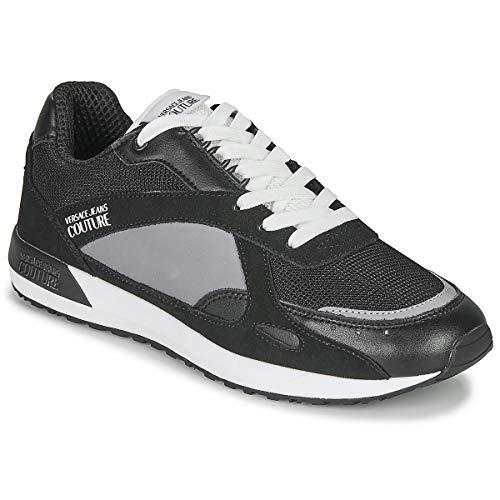 VERSACE JEANS COUTURE EOYVBSR4 Sneakers heren Zwart Lage sneakers