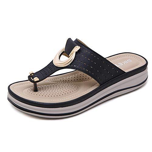Dames Sandalen en Slippers Dik@Soled flip@Flops Comfortabele flip@Flops Vrije tijd Vakantie Strand Zomer