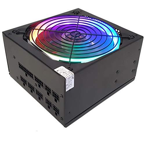 Cortek –Fuente de alimentación Modular ATX gammec storm6600W Ventilador de 14cm