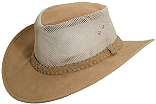 Dorfman Pacific Co. Men`s Soaker Hat with Mesh Sides
