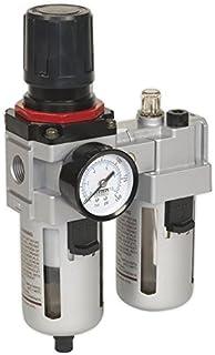 Sealey SA4001 - Filtro de aire para taller, regulador y