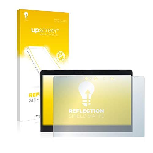 upscreen Entspiegelungs-Schutzfolie kompatibel mit Porsche Design Book One – Anti-Reflex Bildschirmschutz-Folie Matt