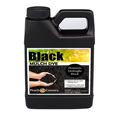 Peach Country Premium Black Mulch Color Concentrate