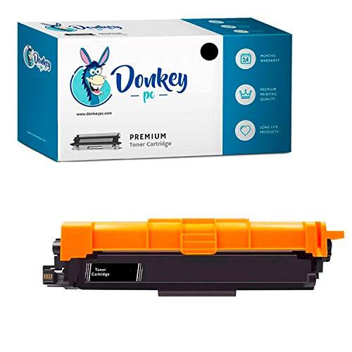 Donkey pc - TN-241BK Toner Compatibili per Brother DCP 9020CDW HL 3140CW HL-3150CDW MFC-9140-CDN MFC-9340CDW MFC-9330CDW HL-3150CDN HL-3170CDW DCP-9015CDW MFC-9130CDN MFC-9130CW TN241BK (2.500 pagine)