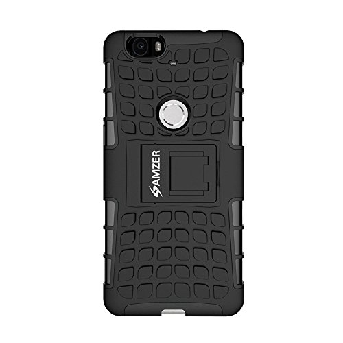 AMZER Hybrid Warrior Impact Resistant Case for Google Nexus 6P, Huawei Nexus 6P