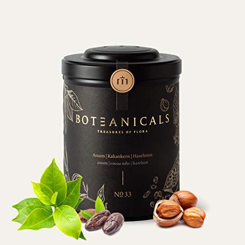 Boteanicals No. 33 Assam | Kakaokern | Haselnuss - Premium-Tee in Bio-Qualität