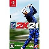 ゴルフ PGAツアー 2K21【早期購入特典】2K/adidas コードカオス MyPLAYER パック DLC 同梱 - Switch