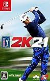 ゴルフ PGAツアー 2K21 - Switch