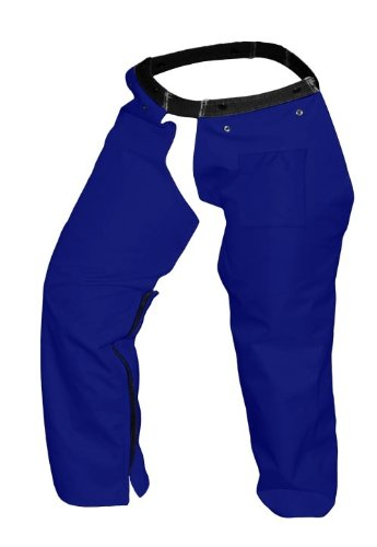 Forester Protective Trimmer Safety Trousers, Navy